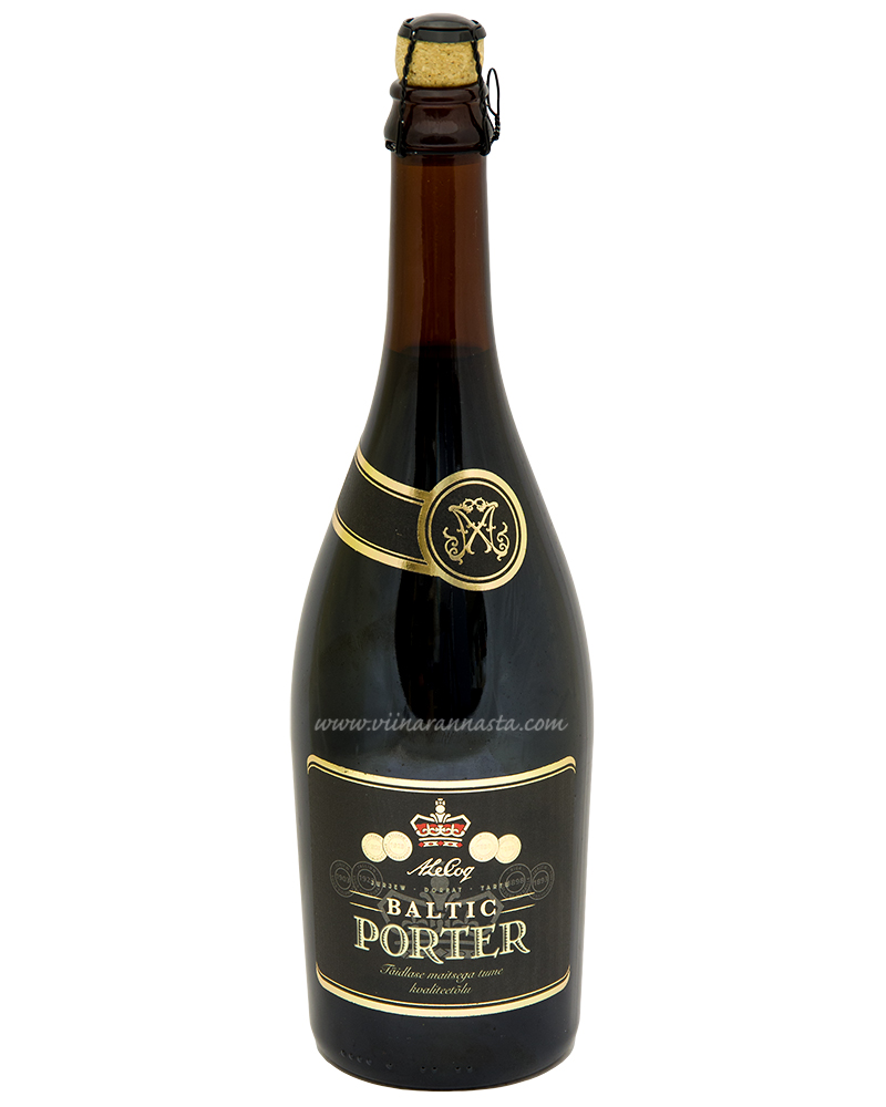 A. Le Coq Baltic Porter 6% 75cl