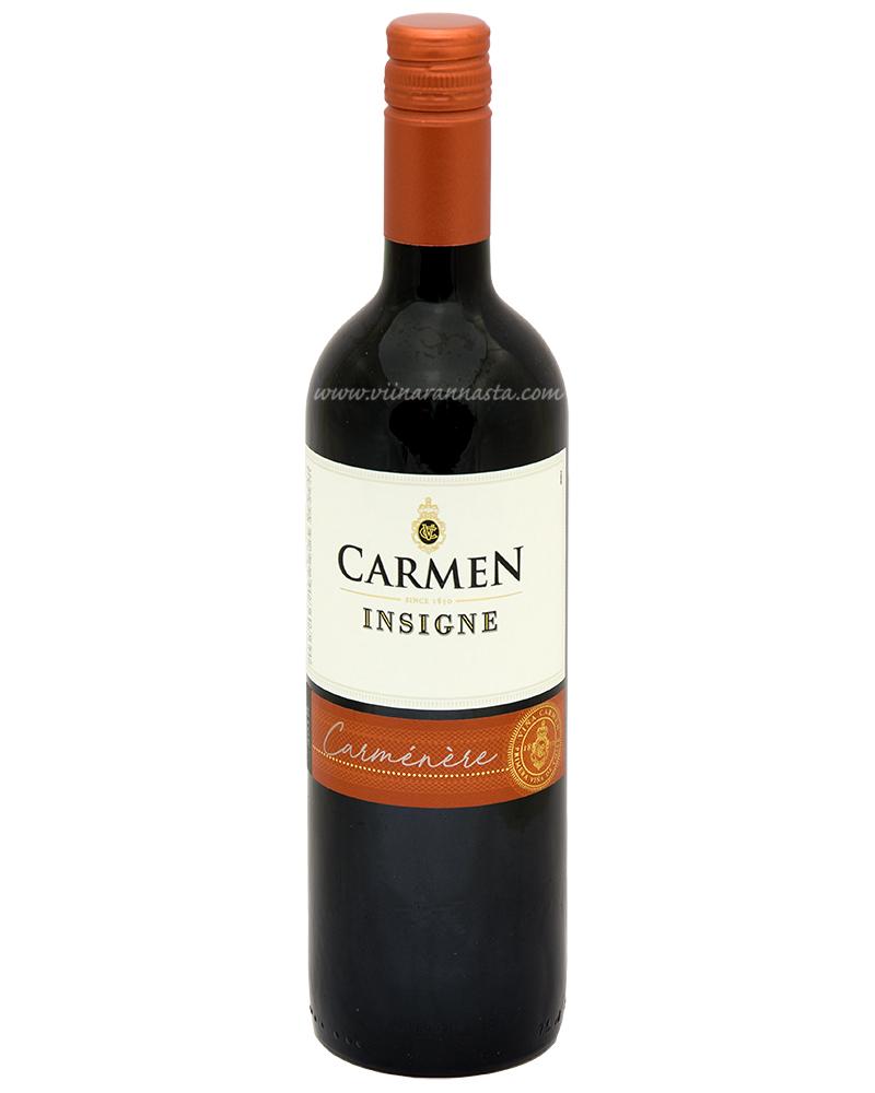 Carmen Insigne Carmenere 13% 75cl