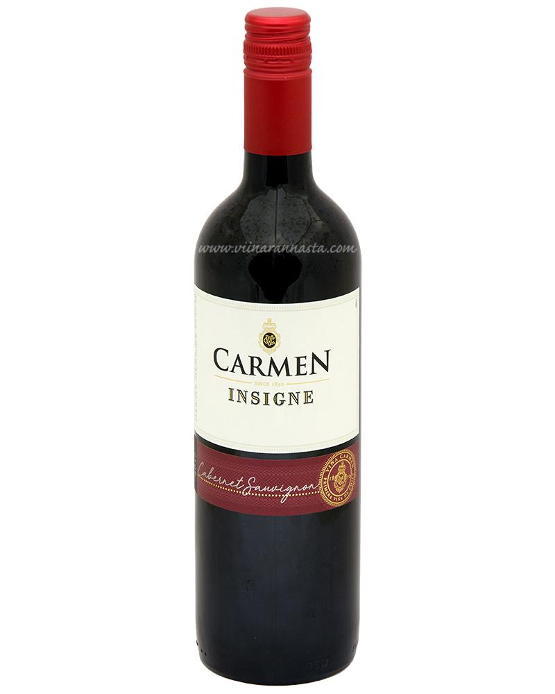 Carmen Insigne Cabernet Sauvignon 13% 75cl