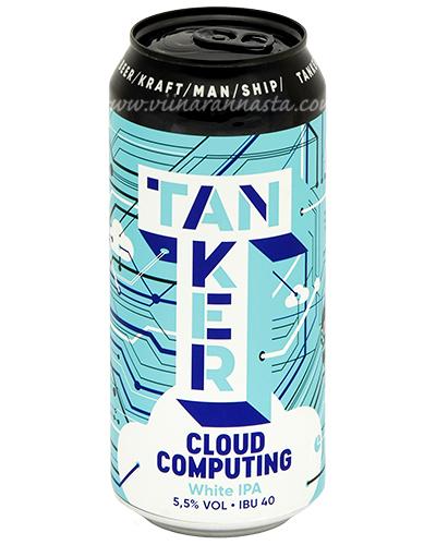 Tanker Cloud Computing White IPA 5,5% 44cl