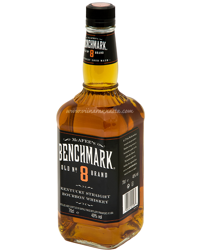 Benchmark Old Brand Whisky 40% 70cl
