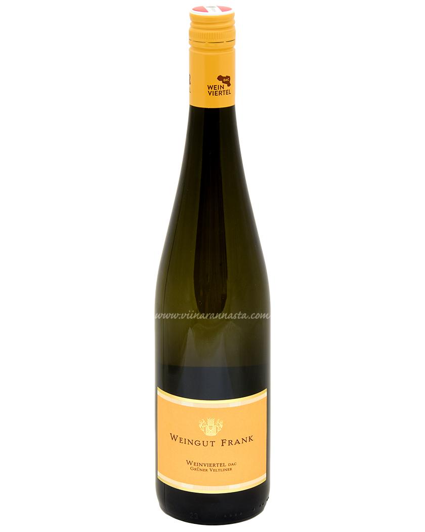 Weingut Frank Grüner Veltliner 12,5% 75cl