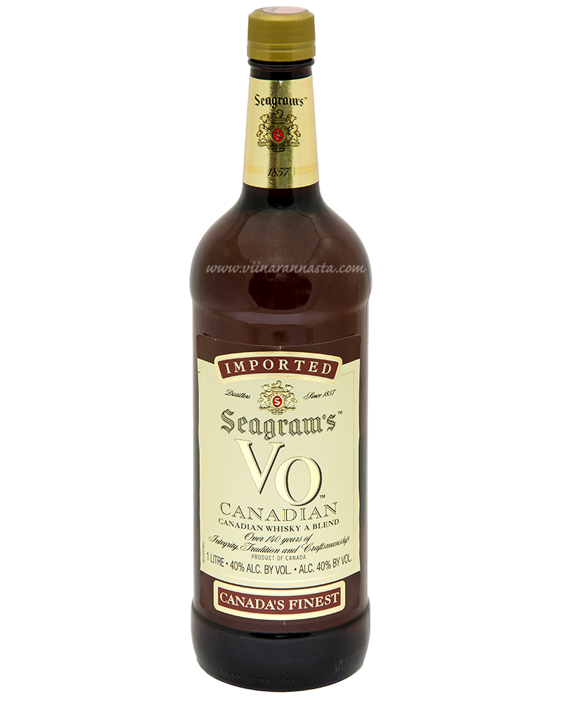 Seagrams VO 40% 100cl