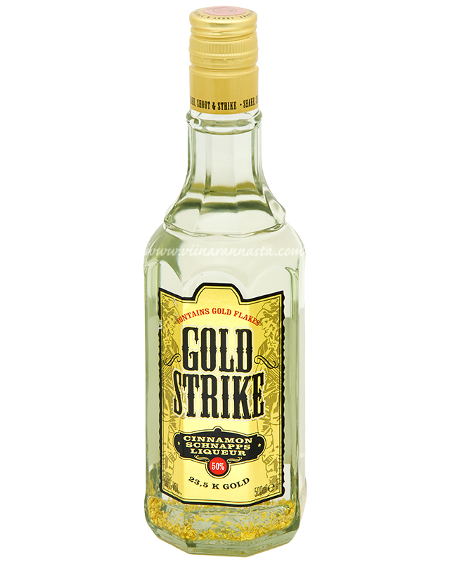Bols Gold Strike 50% 50cl