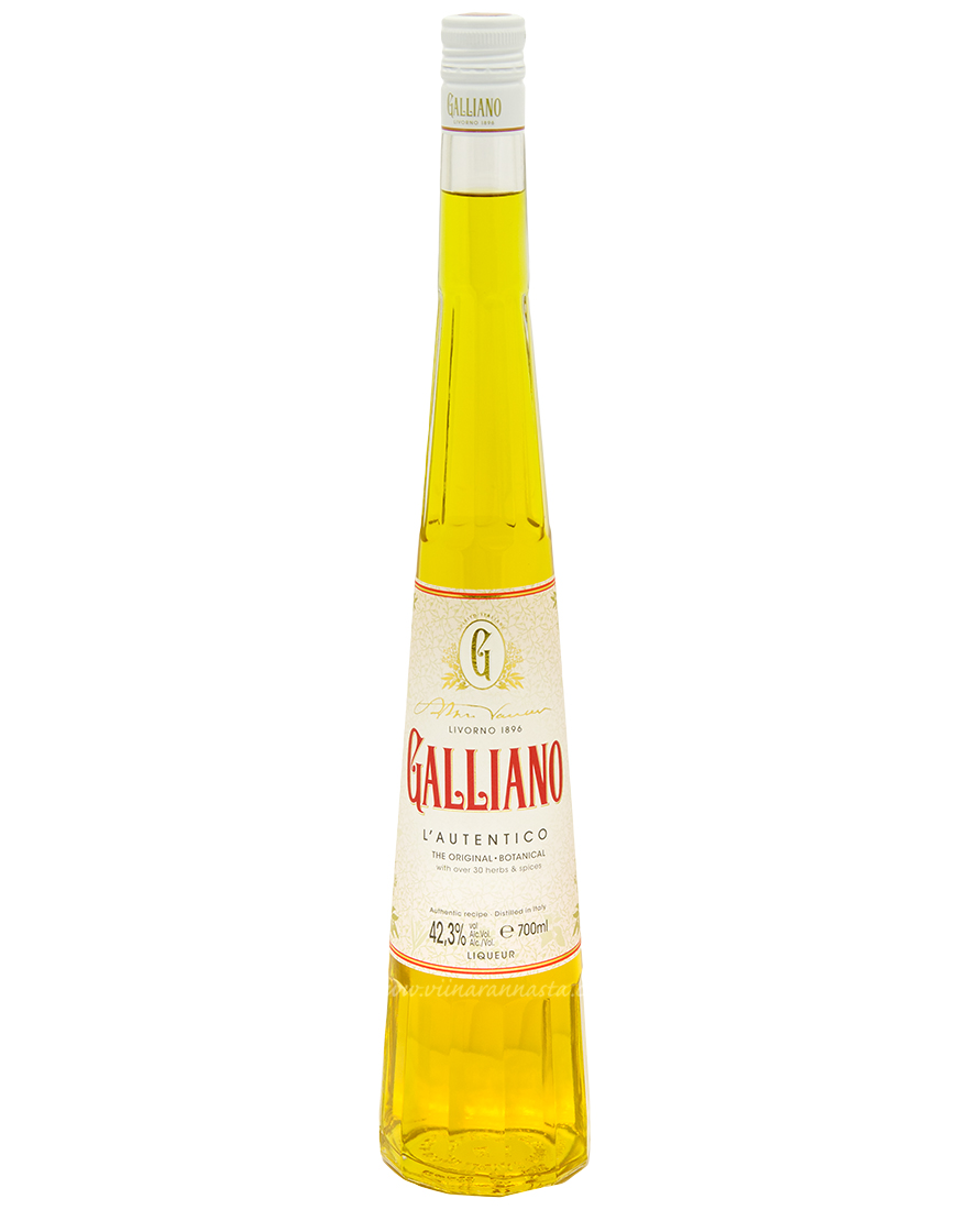 Galliano L Autentico 42,3% 70cl
