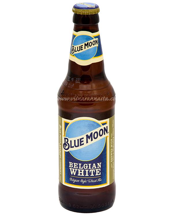 Blue Moon Belgian White Ale 5,4% 33cl
