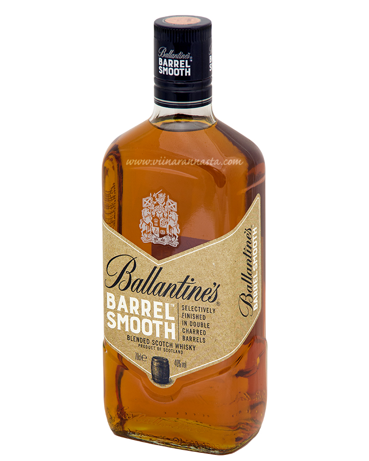 Ballantines Smooth Barrel  40% 70cl