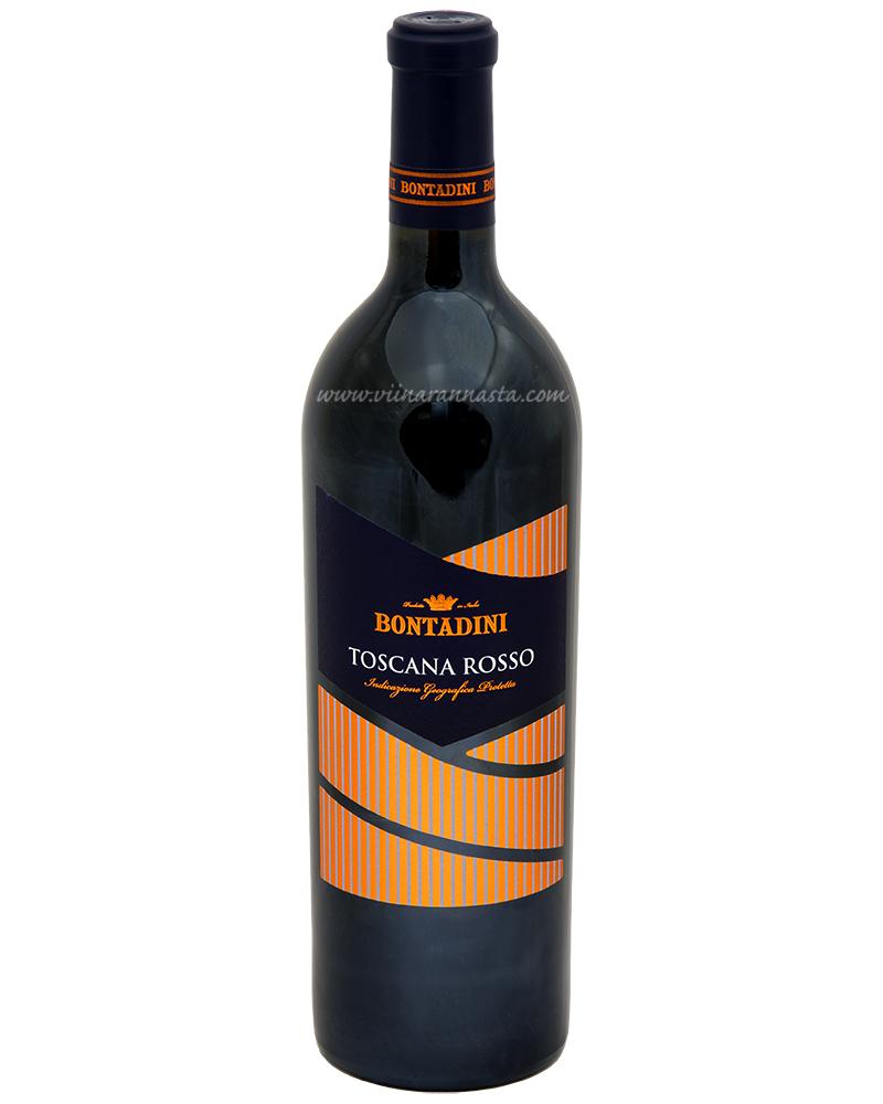 Bontadini Toscana Rosso 14,5% 75cl