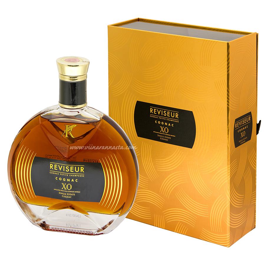 Reviseur Single Estate Cognac XO 40% 70cl