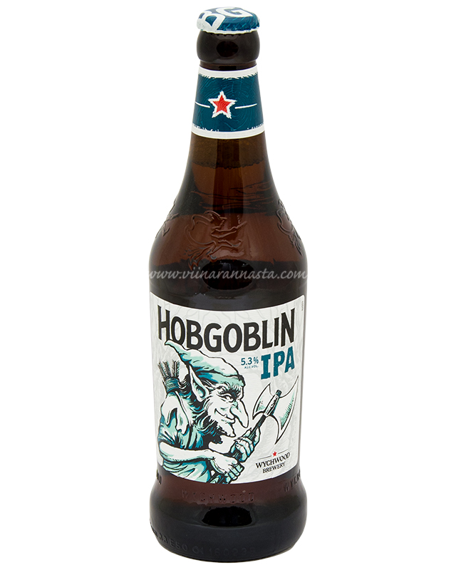 Wychwood Hobgoblin IPA 5,3% 50cl