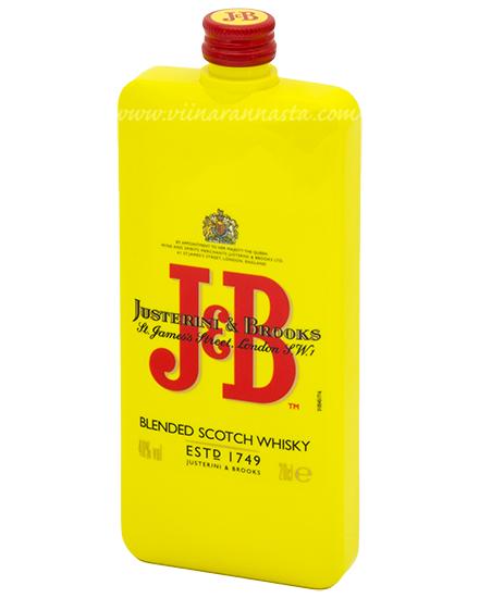 J&B Whisky 40% 20cl PET