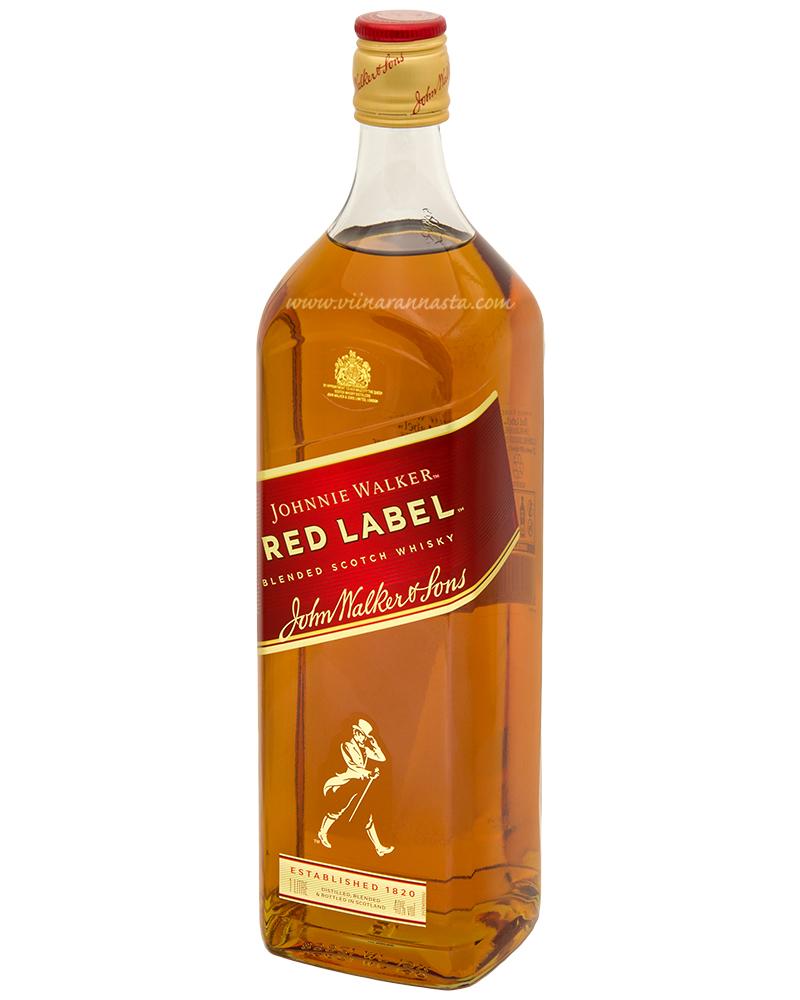 Johnnie Walker Red Label 40% 100cl