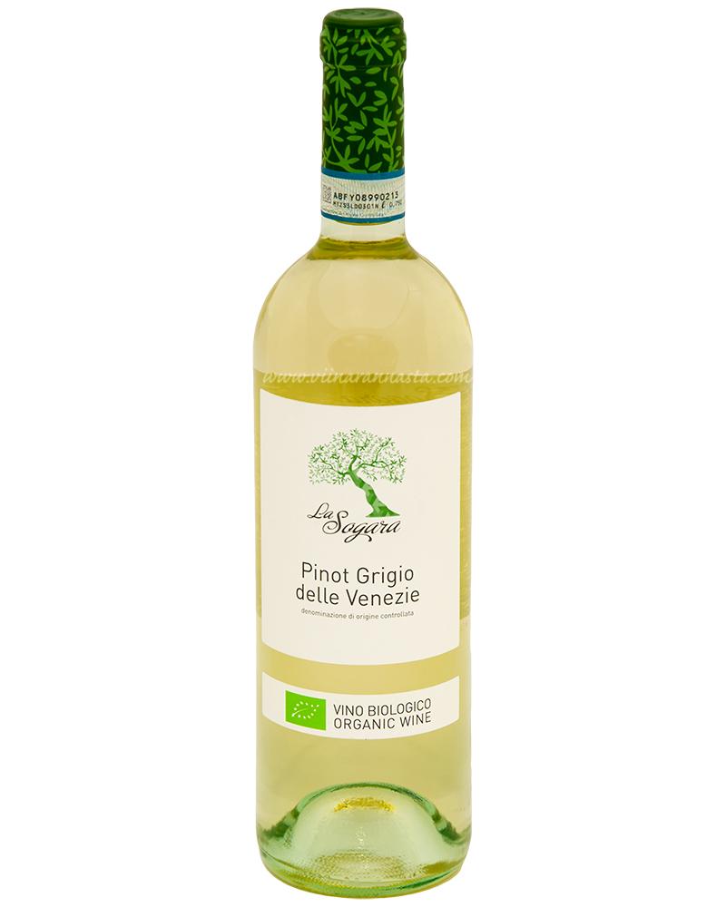 La Sogara Pinot Grigio Organic 13% 75cl