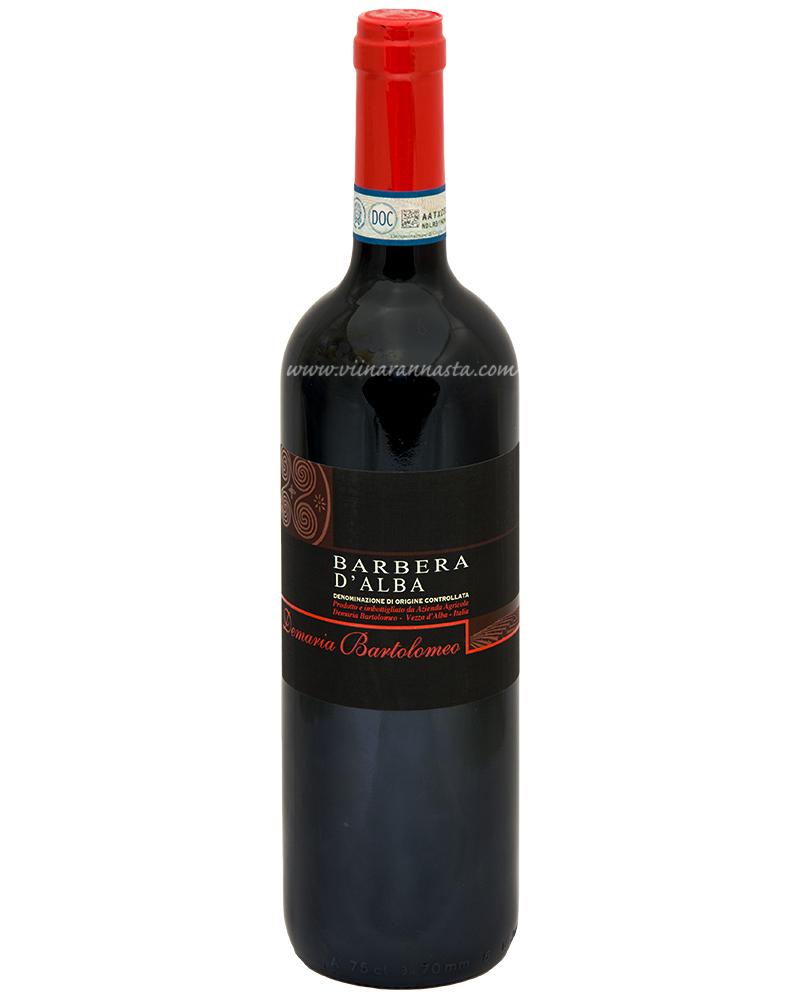 Demaria Bartolomeo Barbera dAlba DOC 13,5% 75cl
