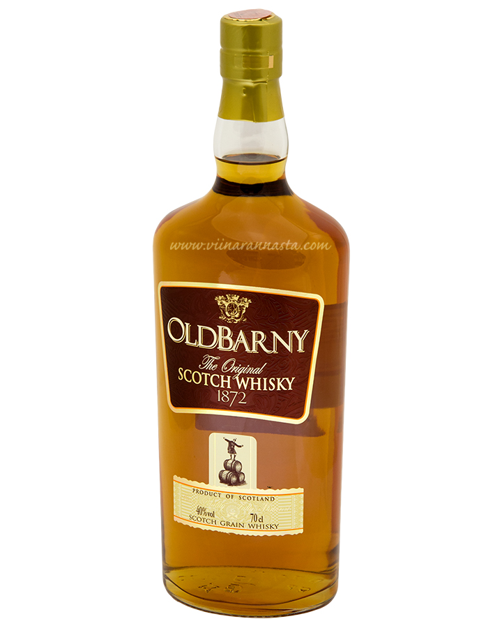 Old Barny Whisky 40% 70cl