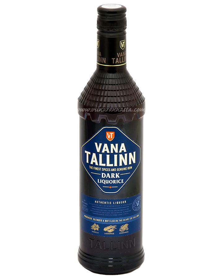 Vana Tallinn Dark Liquorice 35% 50cl