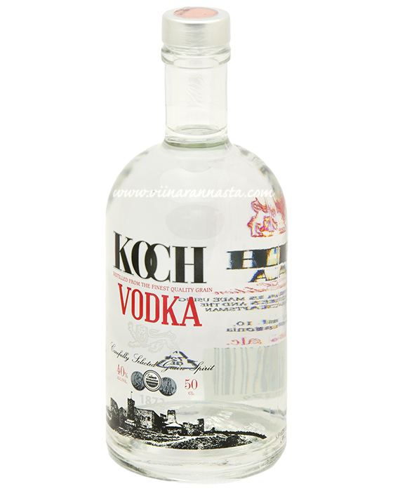 Koch Vodka Limited Edition 40% 50cl