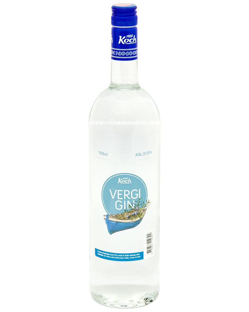 Vergi Original Gin 37,5% 100cl