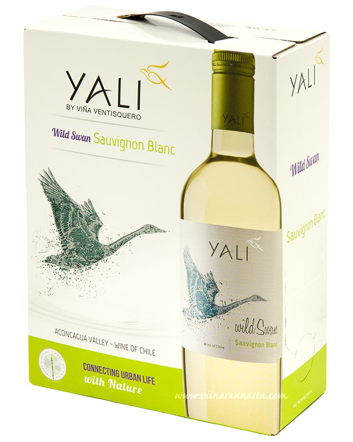 Yali Sauvignon Blanc 12,5% 300cl BIB
