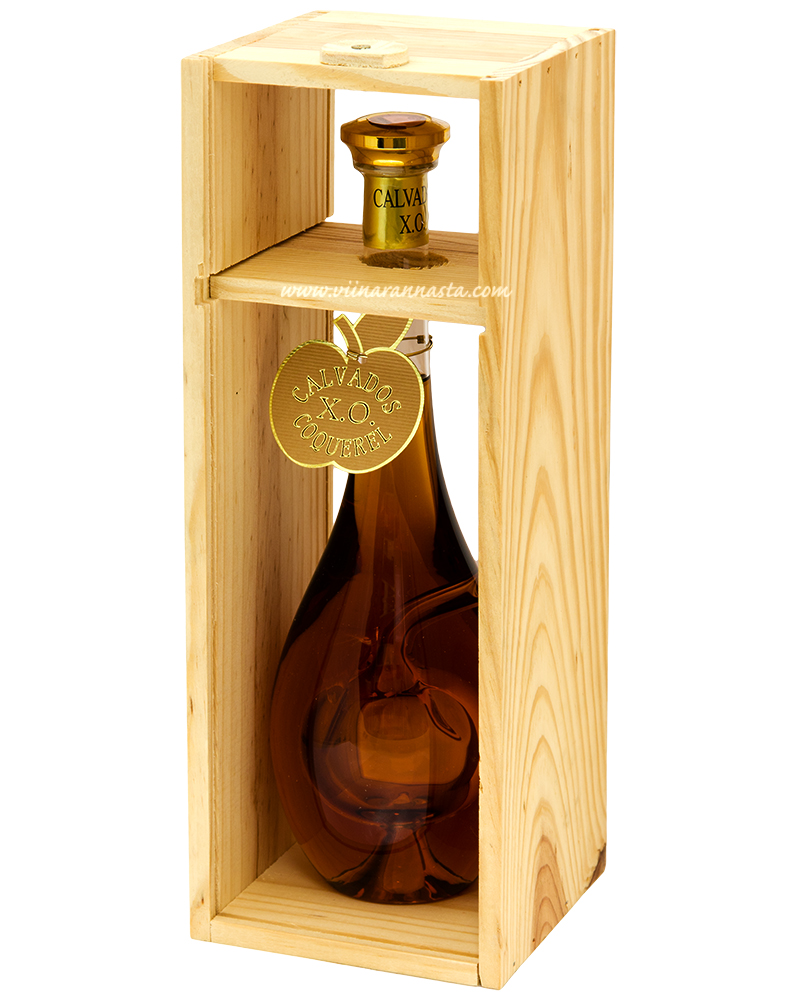 Calvados Coquerel XO GB 40% 50cl
