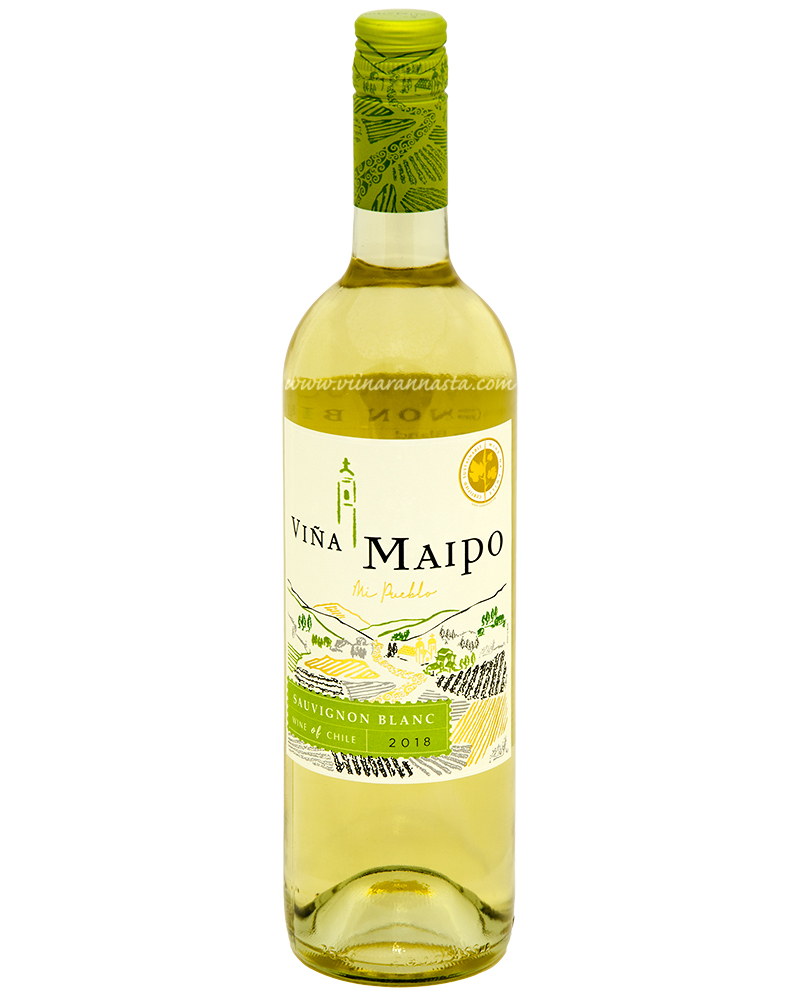 Vina Maipo Sauvignon Blanc 12% 75cl