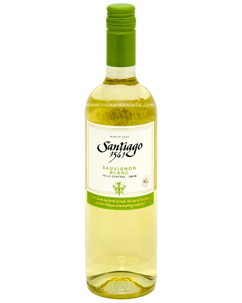 Santiago 1541 Sauvignon Blanc 12% 75cl