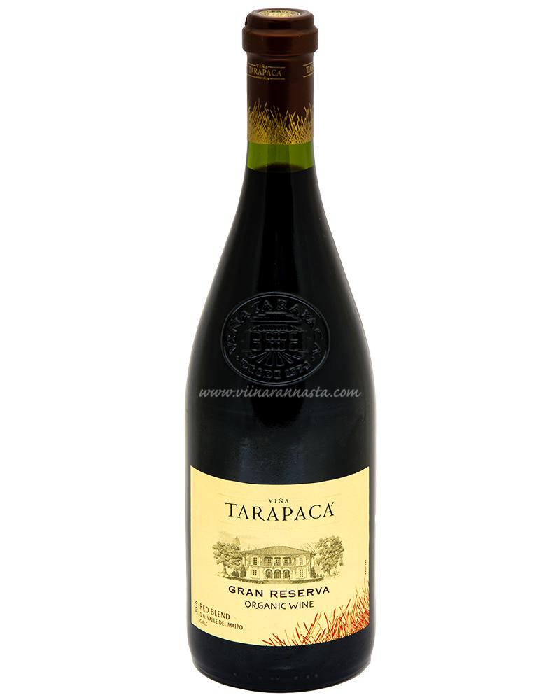 Tarapaca Gran Reserva Organic Red Blend 13,5% 75cl