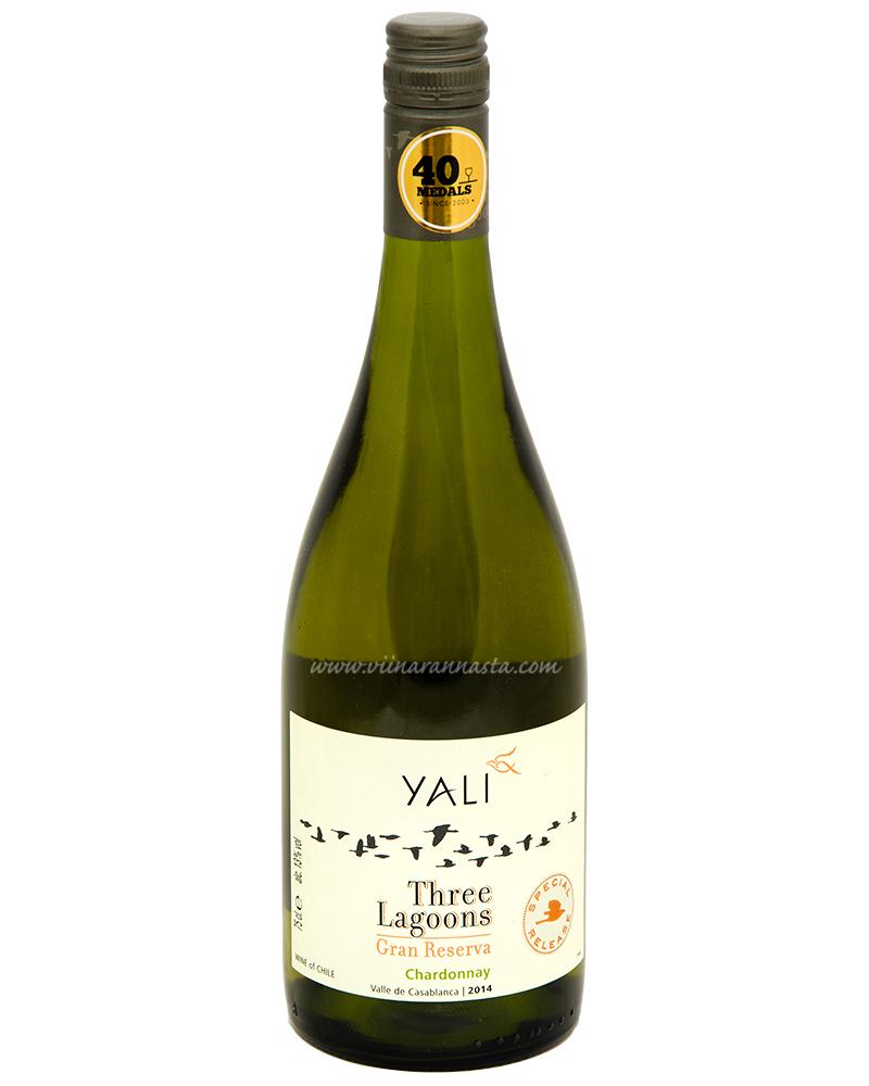 Yali Gran Reserva Chardonnay 13% 75cl