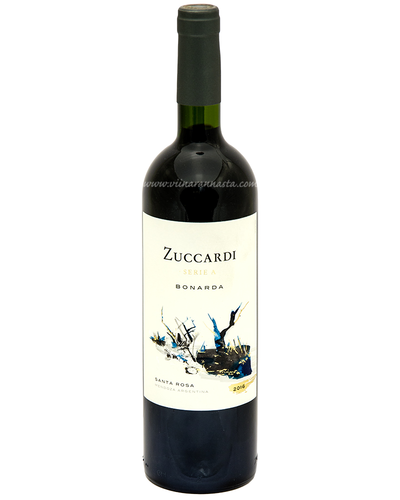 Zuccardi Serie A Bonarda 13,5% 75cl