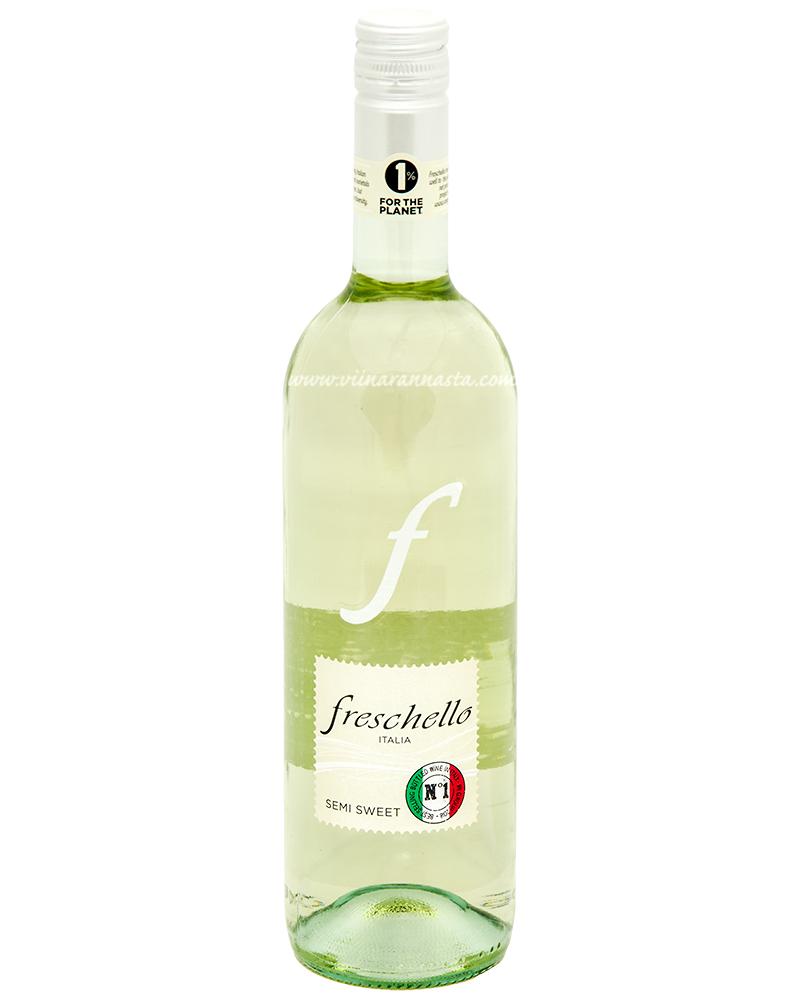 Freschello Semi-Sweet Bianco 10% 75cl
