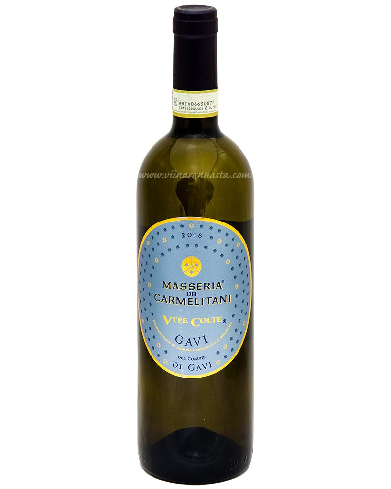 Masseria Dei Carmelitani Gavi Di Gavi 12,5% 75cl