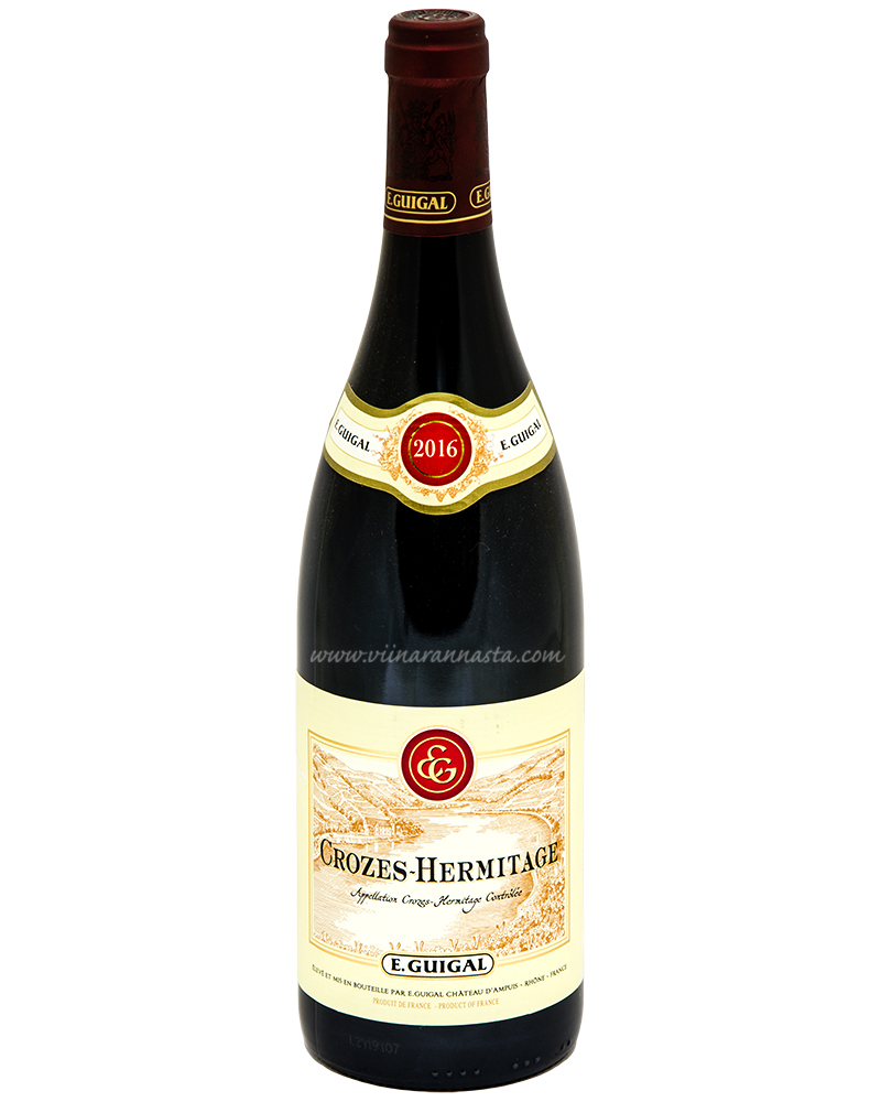 E.Guigal Crozes-Hermitage 13% 75cl