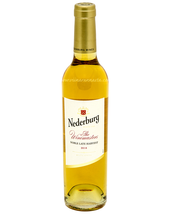 Nederburg Winemasters Noble Late Harvest 10,5% 37,5cl