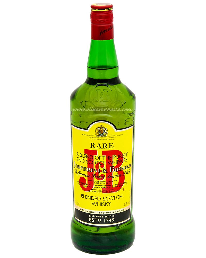 J&B Scotch Whisky 40% 100cl