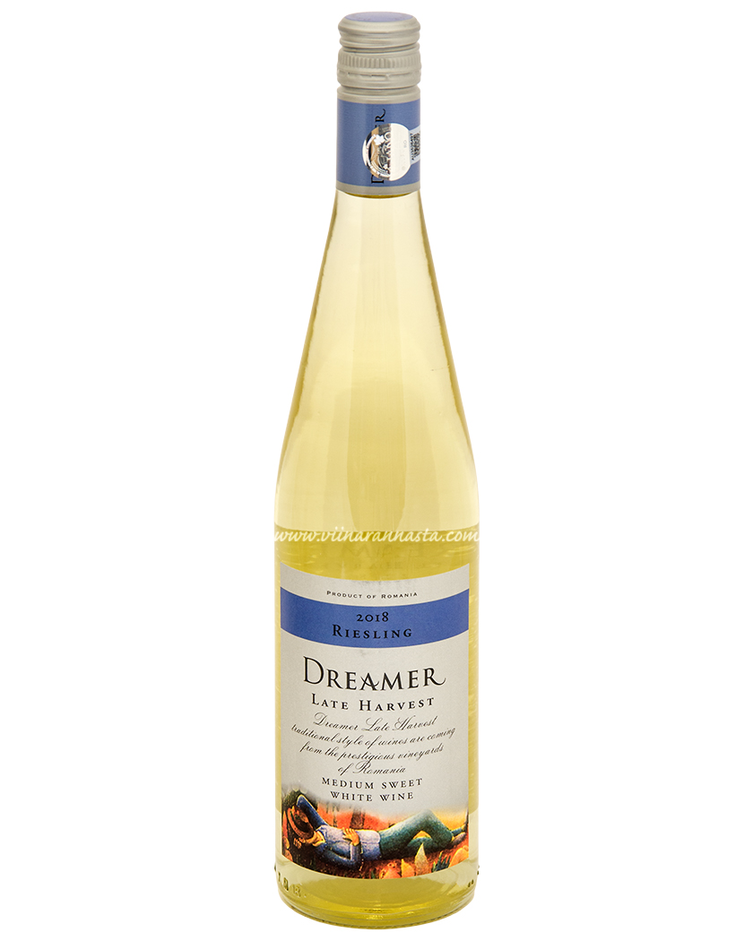Dreamer Late Harvest Riesling 12% 75cl