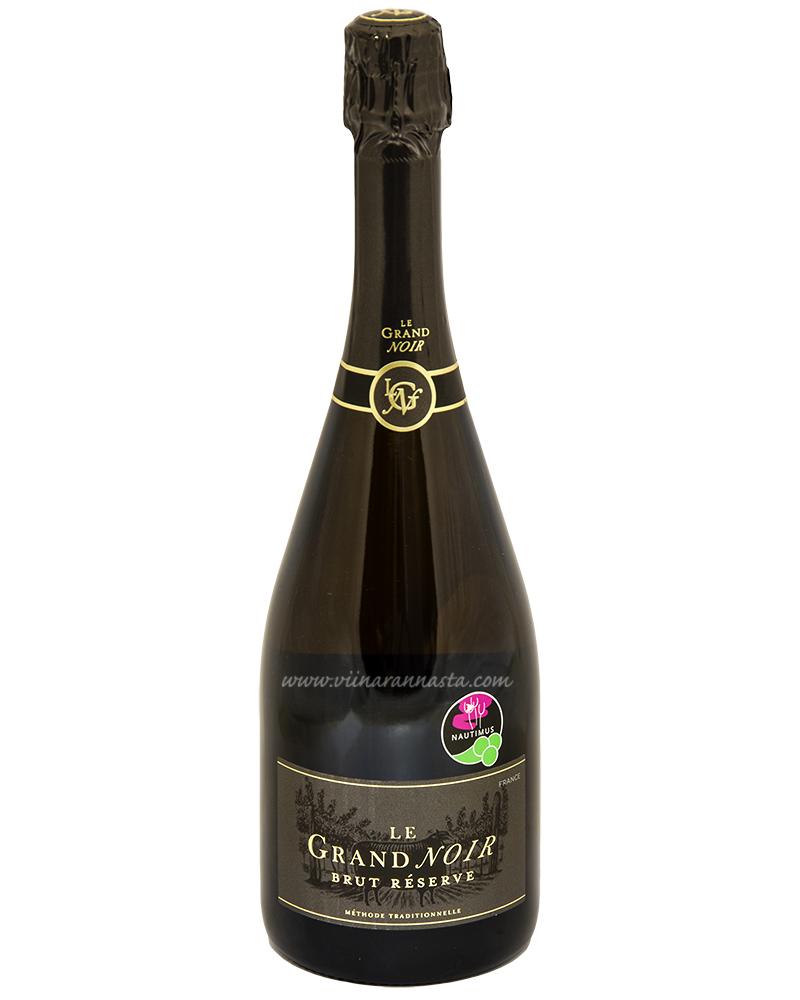 Le Grand Noir Brut Reserve 11,5% 75cl