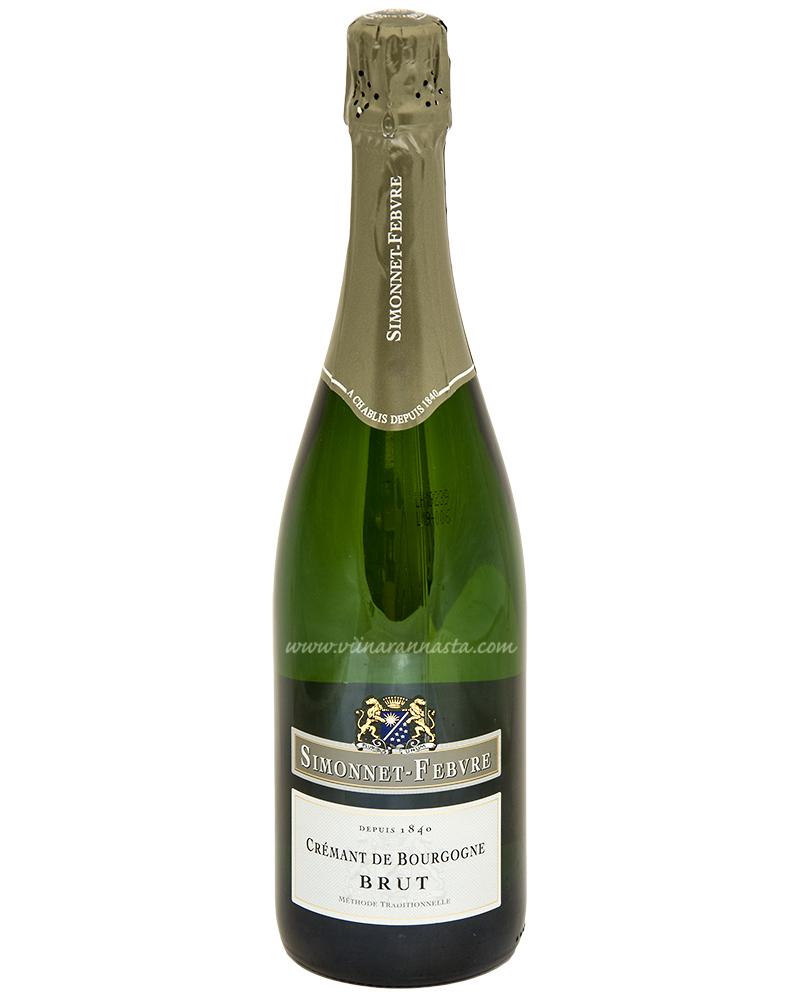 Simonnet-Febvre Cremant de Bourgogne Brut 12% 75cl