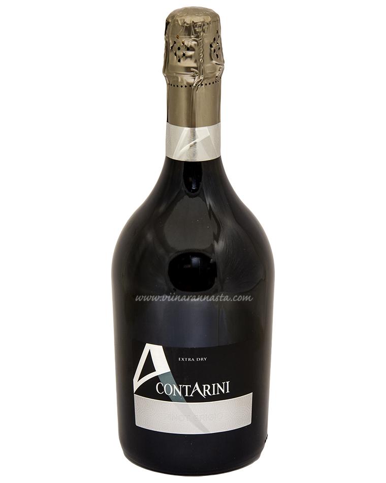 Contarini Pinot Grigio Vino Spumante Extra Dry 11,5% 75cl