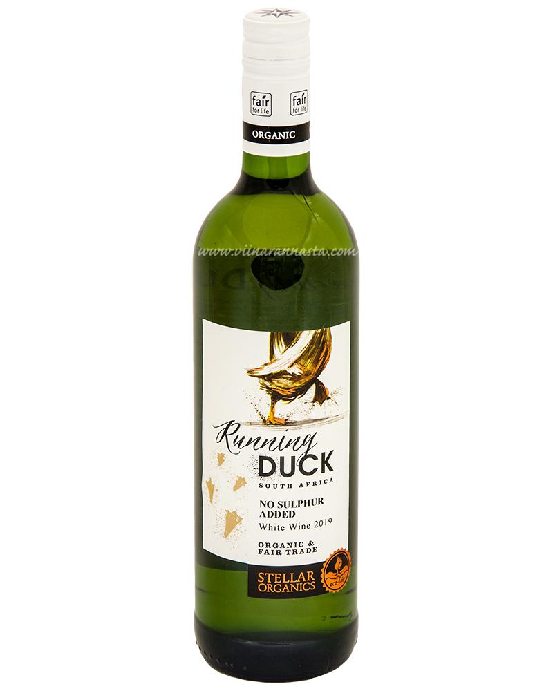 Running Duck White Semi Sweet Organic Fair Trade 11% 75cl