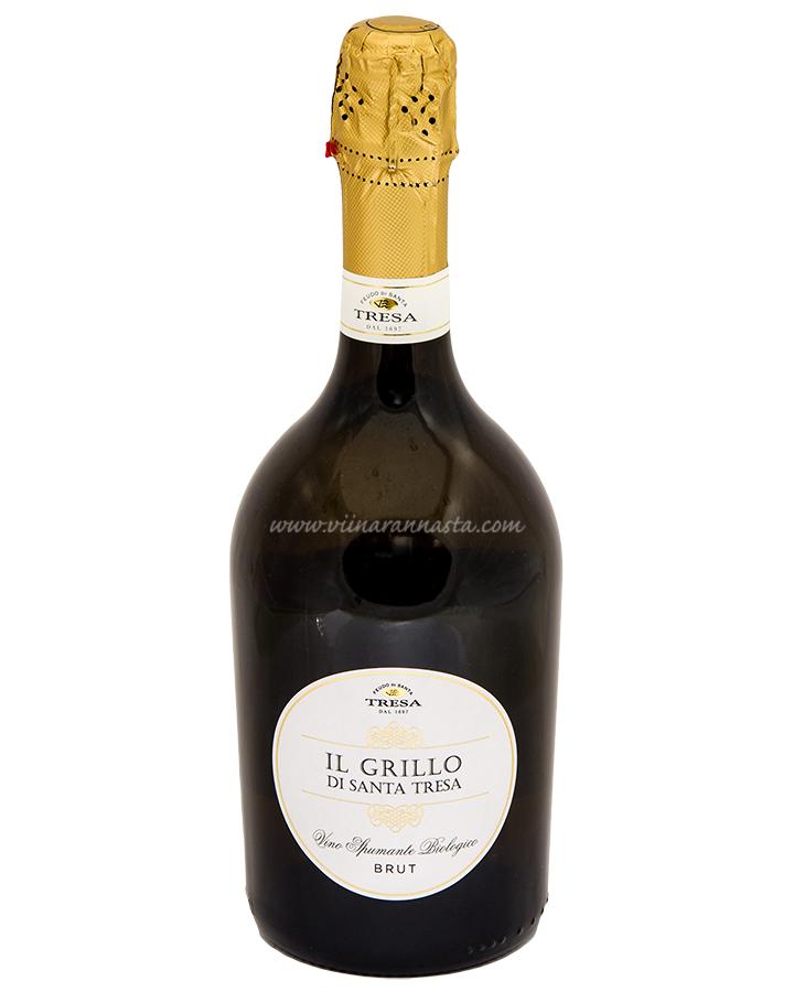 Santa Tresa Il Grillo Brut 12,5% 75cl