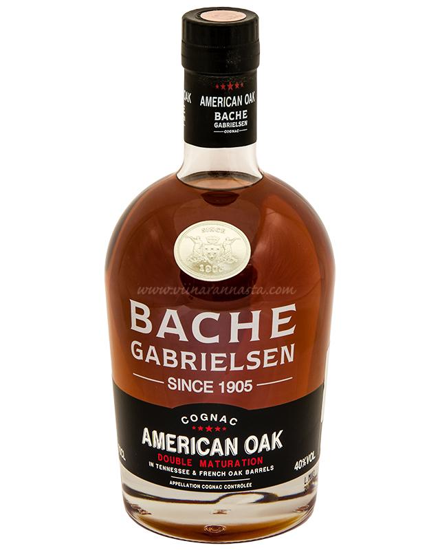 Bache Gabrielsen American Oak 40% 70cl