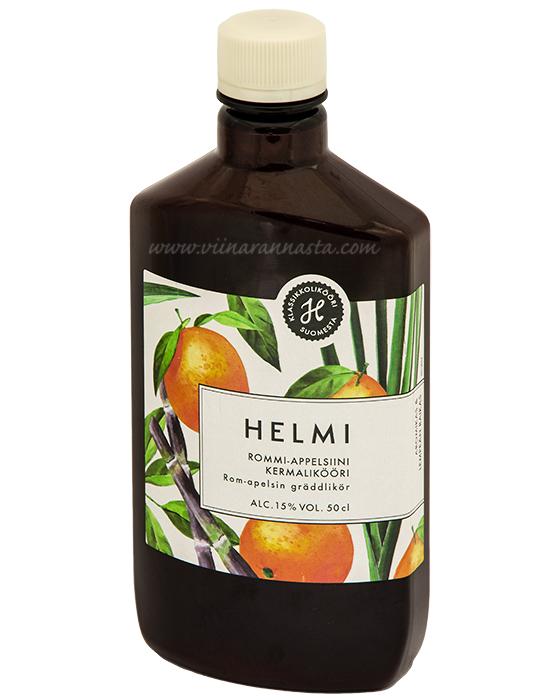 Helmi Rommi-Appelsiini Kermalikööri 15% 50cl PET