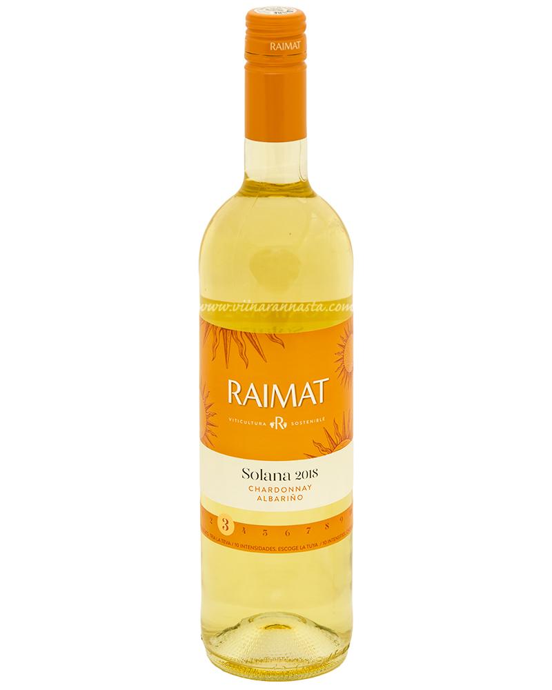Raimat Solana Chardonnay Albarino 12,5% 75cl