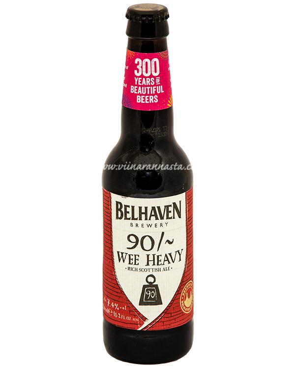 Belhaven Wee Heavy 7,4% 33cl
