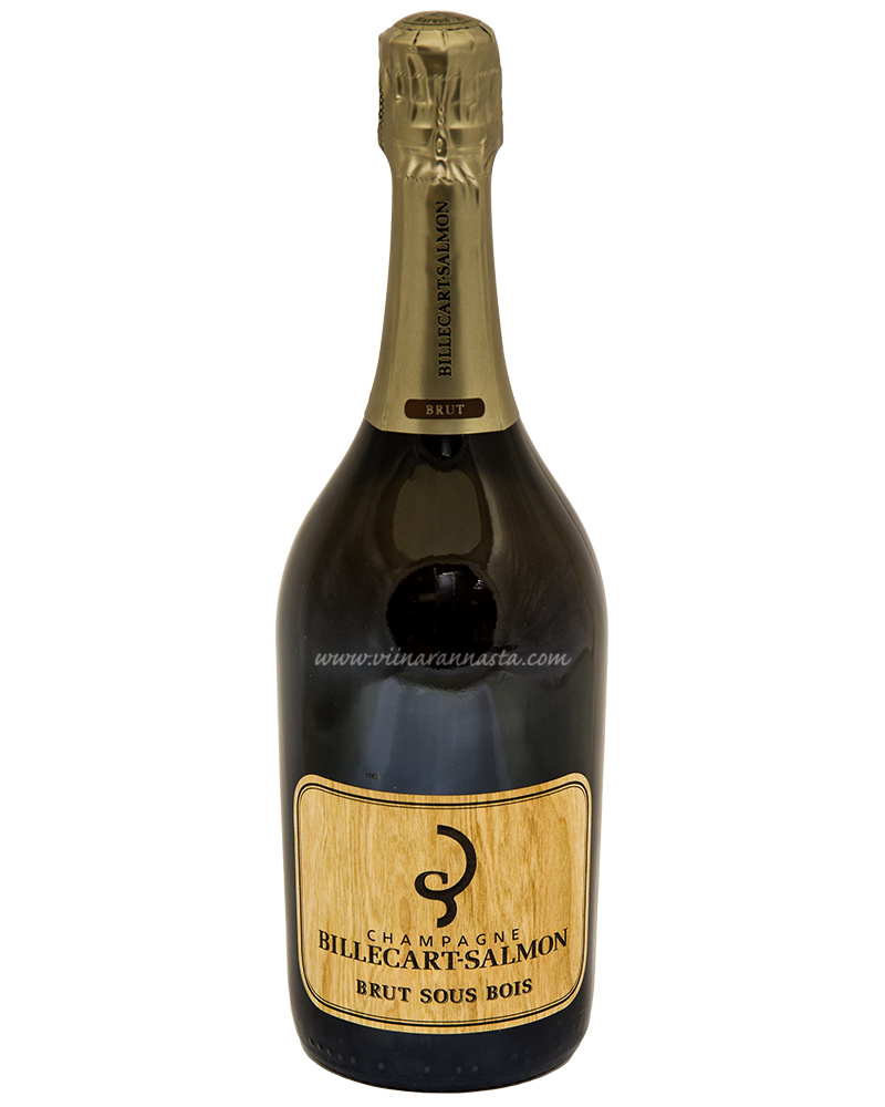 Billecart-Salmon Brut Sous Bois Champagne 12% 75cl
