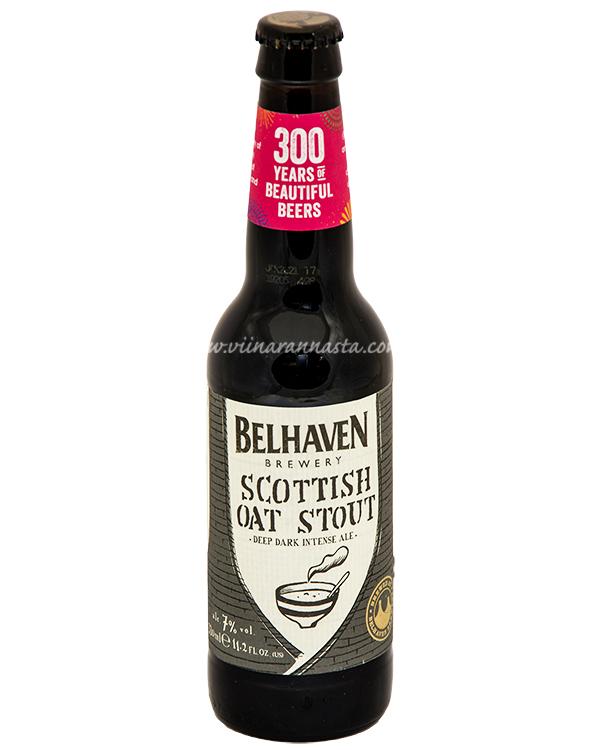 Belhaven Scottish Oat Stout 7% 33cl