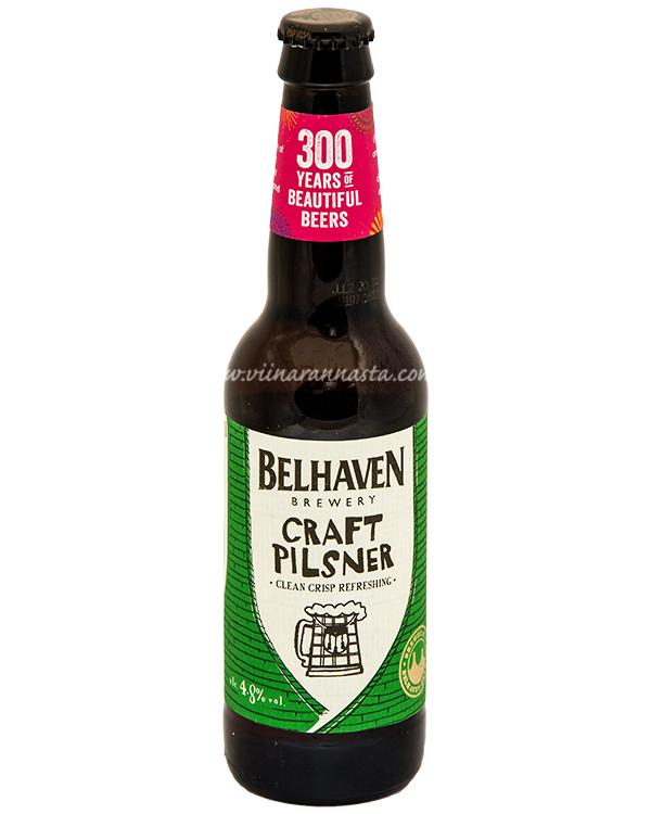 Belhaven Craft Pilsner 4,8% 33cl