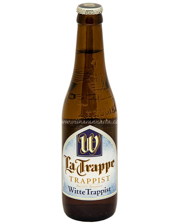 La Trappe Witte Trappist 5,5% 33cl