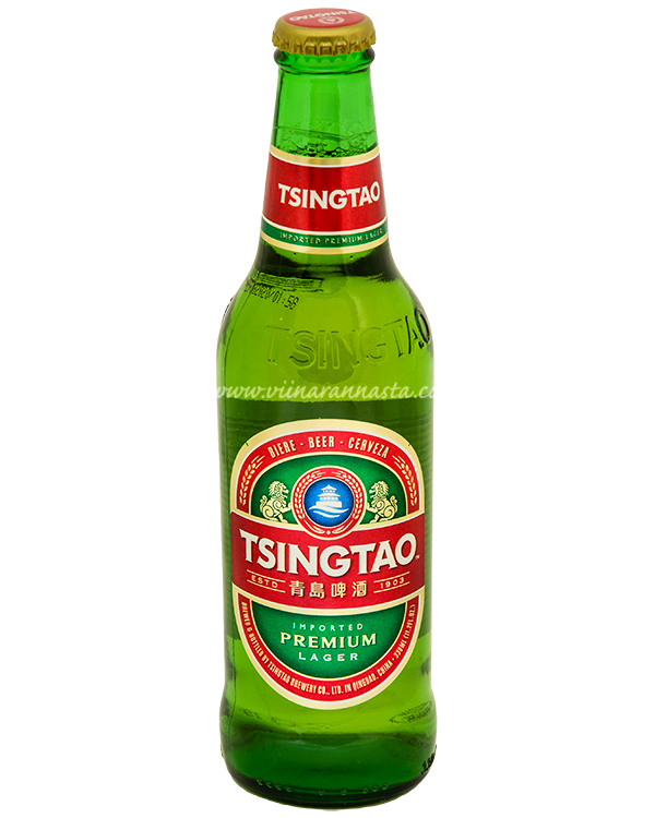 Tsingtao Beer 4,7% 33cl