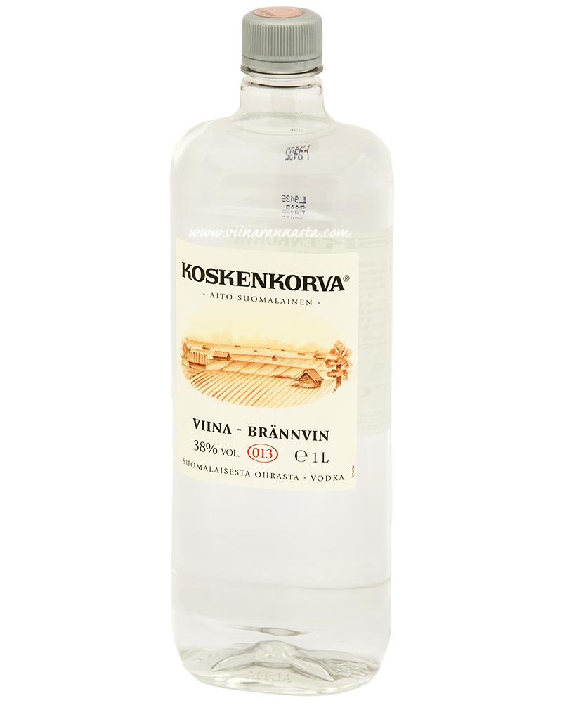 Koskenkorva Viina 38% 100cl PET